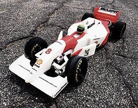 3D print model Formula 1 Mclaren 1993