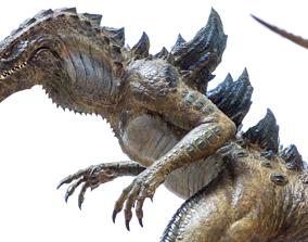 Godzilla 1998 Movie version 3D print model