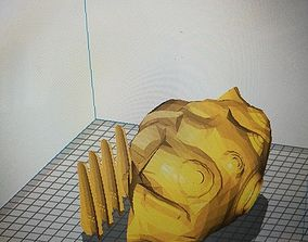 3D print model Destiny Exotic Ghost Shank Shell
