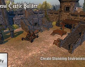 Medieval Castle Builder 1 0 3D model