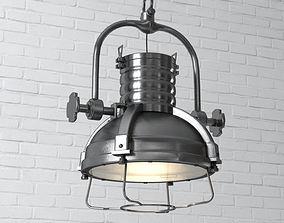 lamp 50 am158 3D model