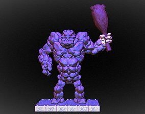 3D printable model Troll Stone