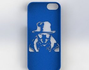 Rorschach Iphone 5S and SE case 3D print model