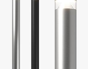 3D 37670x Raggio Lightstar LED street lamp