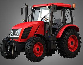 Major 80 Tractor 3D model