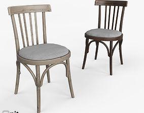 3D model Berlin Bistro Chair by Restoration