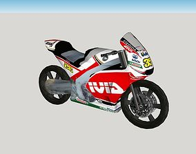 3D model Moto GP Bike