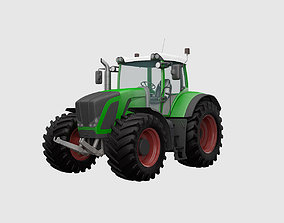 Tractor 01 3D