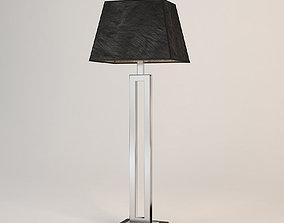3D model Chelsom Quad Table Lamp