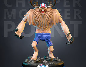 3D print model One Piece Chopper