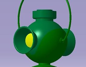 3D print model Green lantern
