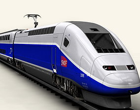 3D model TGV Duplex