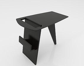 3D model Magazine Table