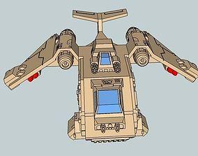 6mm Stormchicken Dropship 3D printable model
