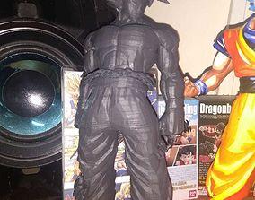 3D printable model Goku Ultra Instinct - Dragon Ball Super
