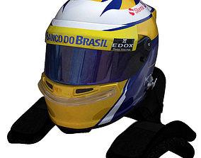 Ericsson Helmet 2016 3D model