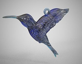 Bird Necklace 3D printable model