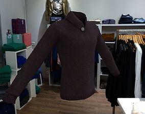 3D Sweater model