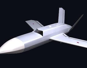 3D model Grom UCAV