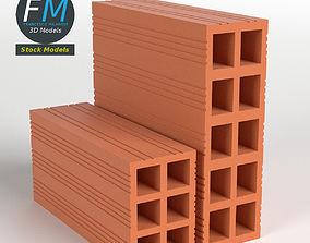 3D PBR Bricks