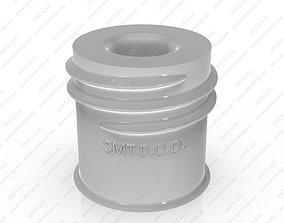 3D Neck of PET Preform - SP - 415 - 15 - L