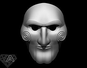 Saw mask 3D print model