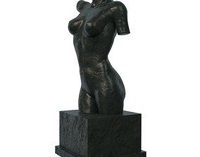 3D print model Torso Woman Sculpture