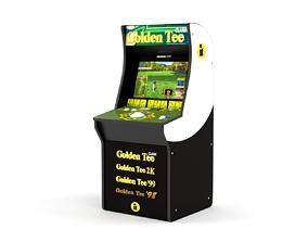 Golden Tee Arcade Machine 3D model