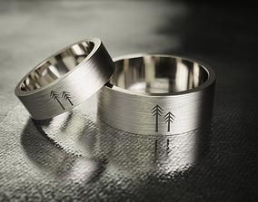 Ring 0253 sizes 14-23 3D printable model