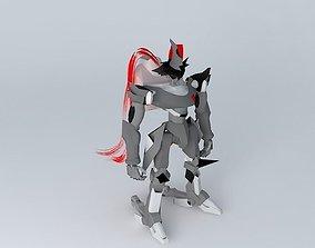 Zangetsu Zangetsu 3D model