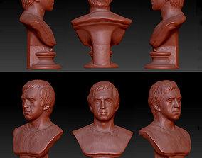 3D print model Vladimir Vysotsky buste scan
