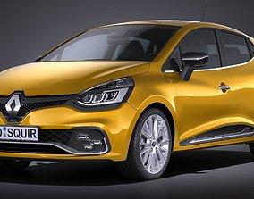 Renault Clio RS 2017 3D