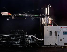 3D staubli Endurance Fuel Rig
