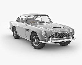 3D model Aston Martin DB5 Vantage 1964
