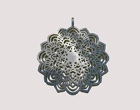 3D print model Mandala