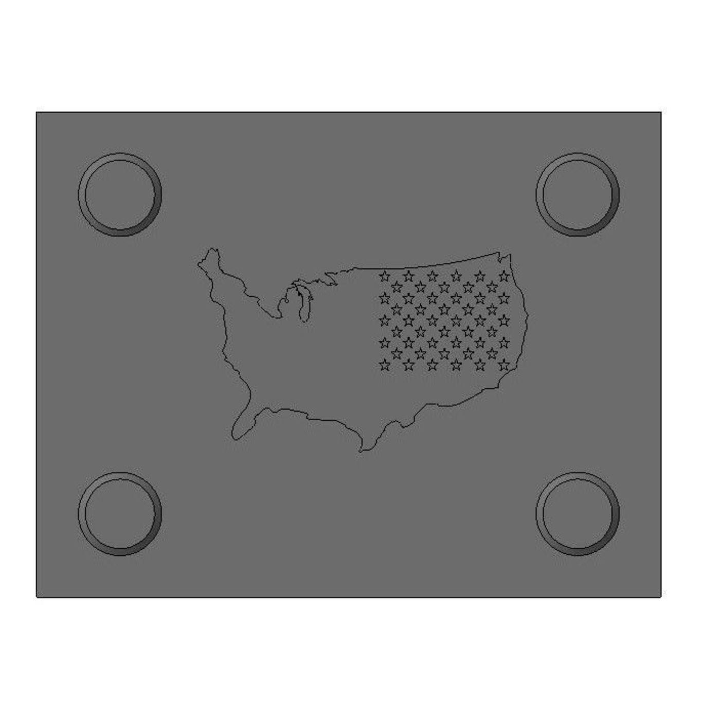 USA Flag Merchandise