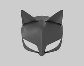 Cat mask 3D