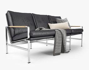 FK 6720 Sofa by Lange Production 3D model