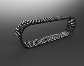 3D printable model Panzer track