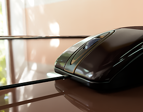 3D model Luxury Desk Mouse
