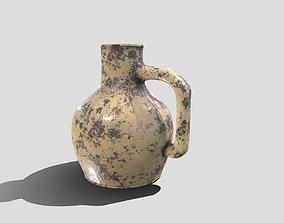 3D asset Medieval Vessel