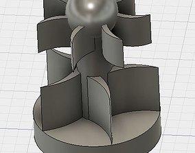 ball figure 3D print model
