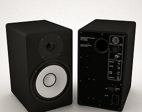 Yamaha speaker 3D