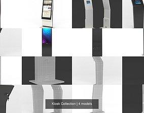 Kiosk Collection 3D