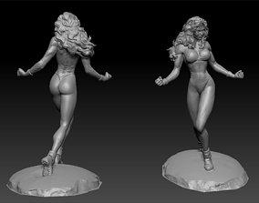 She Hulk 3D printable model