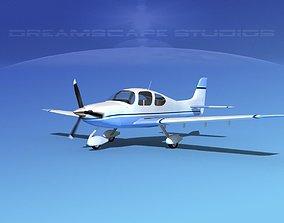 3D model Cirrus SR22 V05