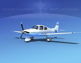 3D model Cirrus SR22 V05