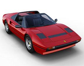 Ferrari 308 GTS 3D v8
