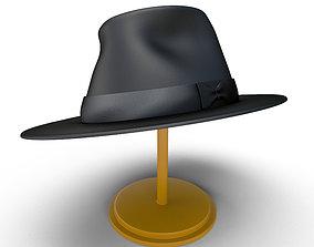 3D model Michael Jackson Hat