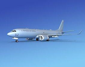 3D model Boeing P-8 Poseidon Rep of Korea